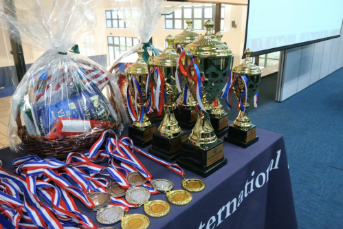 trophies & medals